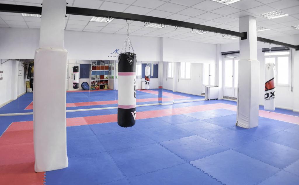Sala con tatami de nuestras instalaciones