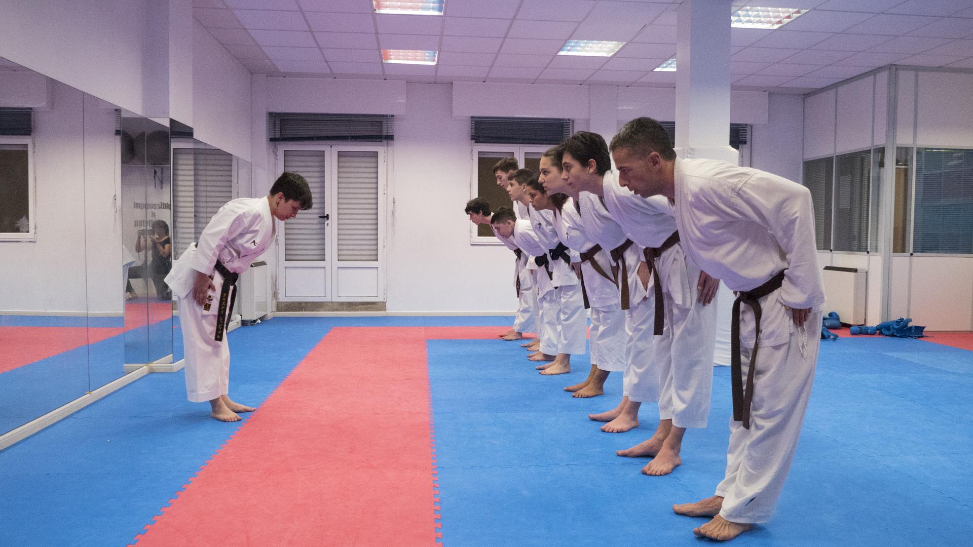 Karate adultxs